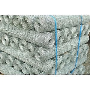 25mm Hot Dipped Galvanised Wire Netting