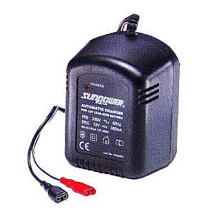 6V Battery Charger