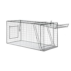 Fox Trap - Fold Flat
