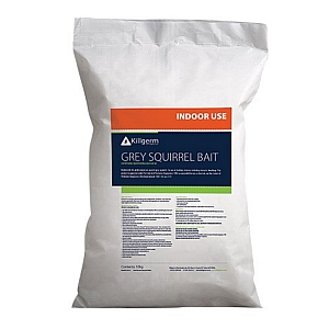 Grey Squirrel Mixed Bait 10kg