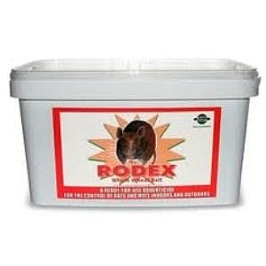 Rodex Whole Wheat Rat Bait