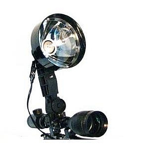 U Caller Night Eye Scopemounted Variable Power 140/170 Lamp