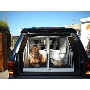 Lintran Dog Boxes/Trailers