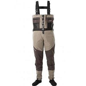 Snowbee Presteige ST Breathable Zip-Front Chest Waders