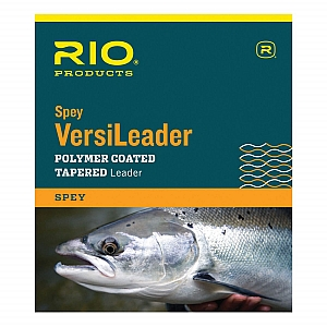 RIO Polymer Coated Tapered Leader Spey Versileader