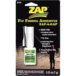Zap-a-Gap Fishing Glue