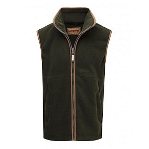 Schoffel Oakham Fleece Gilet Forest Green