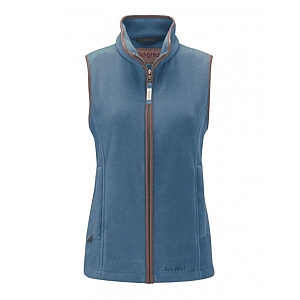 Schoffel Lyndon II Fleece Gilet Denim