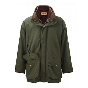 Schoffel Ptarmigan Interactive Shooting Coat Hunter Green