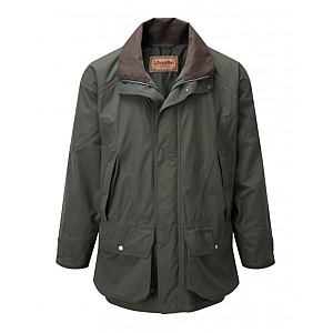 Schoffel Ptarmigan Ultralight Coat Dark Olive