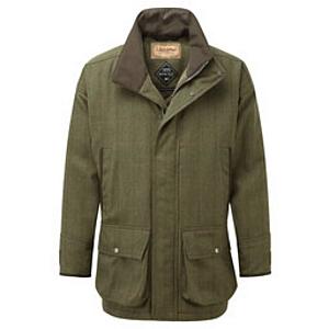 Schoffel Ptarmigan Sandringham Tweed Coat