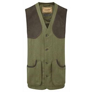 Schoffel Ptarmigan Sandringham Tweed Waistcoat