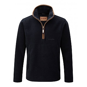 Schoffel Berkeley 1/4 Zip Navy