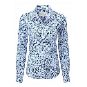 Schoffel Suffolk Shirt Royal Blue