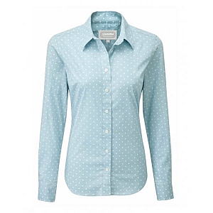 Schoffel Surrey Shirt Duck Egg