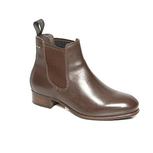 Dubarry Cork Chelsea Boot Mahogany