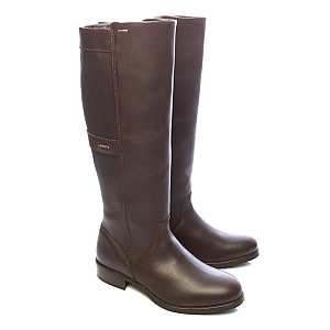 Dubarry Fermoy Boot Mahogany