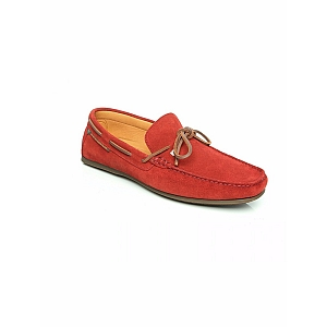 Dubarry Corsica Mens Loafer Red