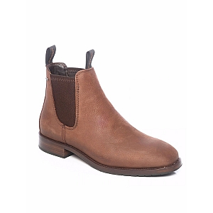 Dubarry Kerry Leather Ankle Boot Walnut