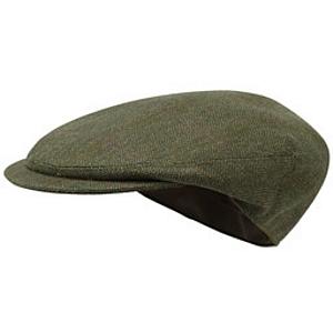 Schoffel Tweed Cap Sandringham Tweed