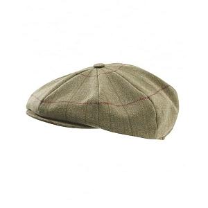 Schoffel V8 Tweed Cap Darcy Tweed