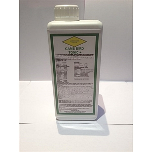 Agrigame Gamebird Tonic 1ltr