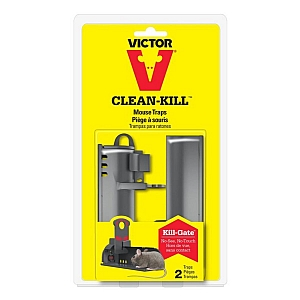 Victor Clean Kill Tunnel Trap 2 Pack