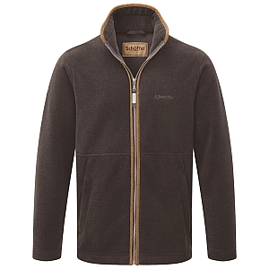 Schoffel Cottesmore II Fleece Jacket Mocha
