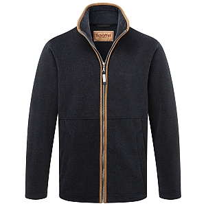 Schoffel Cottesmore II Fleece Jacket Navy
