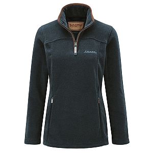 Schoffel Tilton ¼ Zip Fleece Kingfisher