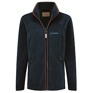 Schoffel Burley Fleece Kingfisher