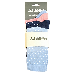 Schoffel Polzeath Sock (Pack of 3)