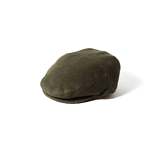 Failsworth Moleskin Olive Cap