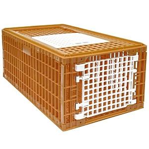 Turkey Plastic Transport Crate
