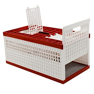Small Plastic Transport Crate