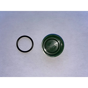 Rutland Nipple Drinker Green Bung c/w O Ring