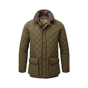 Schoffel Barrowden Quilt Jacket Olive
