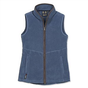 Musto Womens Glemsford Polartec® Fleece Gilet - Blue Lake