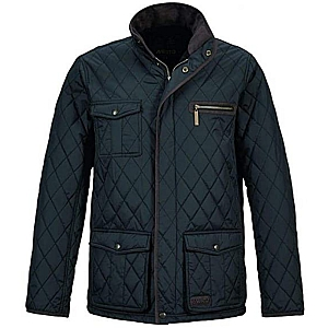 Musto Kingston Quilted Jacket - Carbon