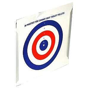 25 Target Cards