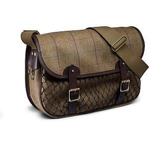 Helmsley Tweed Netted Carryall