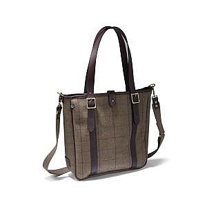 Ladies Helmsley Tote Tweed Bag