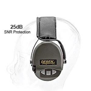MSA Pro Basic Electronic Earmuffs