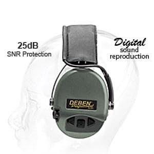MSA Supreme Pro X Electronic Earmuffs