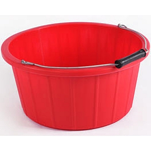 Low Wall Feeding Buckets