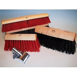 Bass Broom Yard Brush Poly