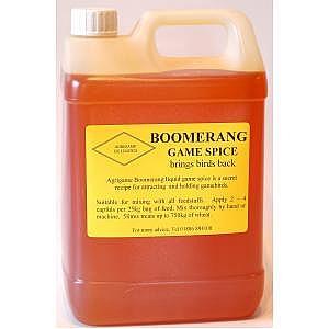 Boomerang Liquid Spice 5Ltr