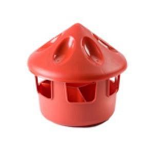 Plastic Grit Hopper