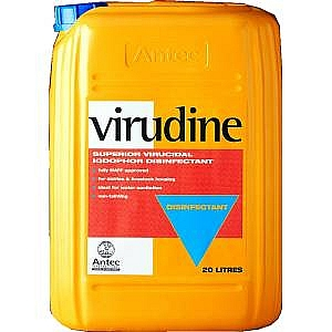 Virudine Plus Disinfectant 5 ltr