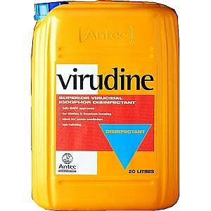Virudine Plus Disinfectant 5 ltr